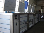Boilers for meat industry